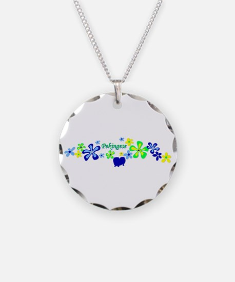 Pekingese Necklace