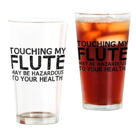 Flute Hazard Drinking Glass