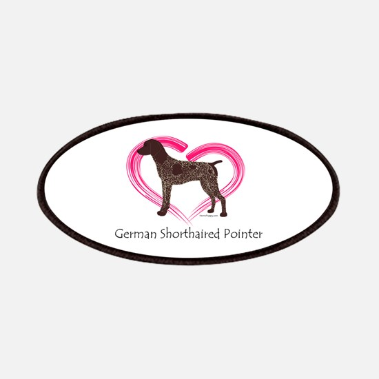 Heart My GSP Patches