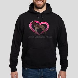 Heart My GSP Hoodie (dark)