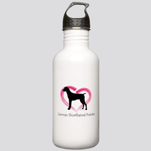 Heart My GSP Stainless Water Bottle 1.0L