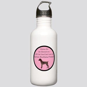 GSP - Girls Best Friend Stainless Water Bottle 1.0