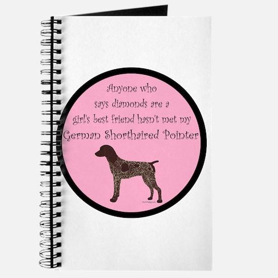 GSP - Girls Best Friend Journal