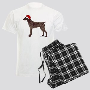 GSP Santa Men's Light Pajamas