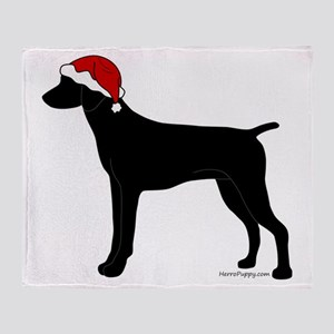 GSP Santa Throw Blanket