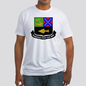 Dui - Ranger School Fitted T-Shirt