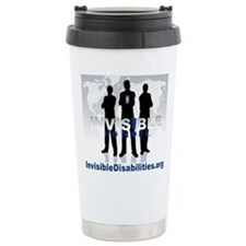 Invisible No More Team Stainless Steel Travel Mug