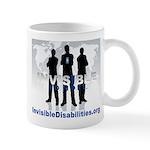 Invisible No More Team Mug