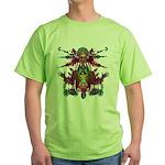pandemonium Green T-Shirt