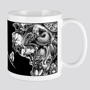 Lovecraftian Spell Mug