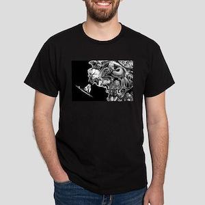 Lovecraftian Spell Dark T-Shirt