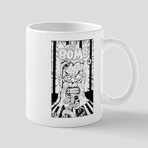 THE BOMB-STEVE MANNION Mug