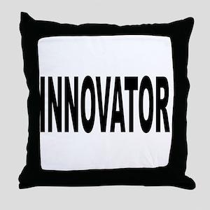 Innovator Throw Pillow