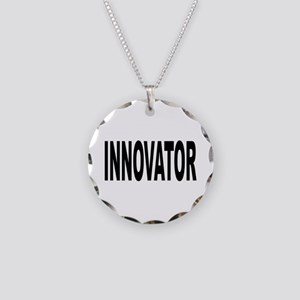 Innovator Necklace Circle Charm