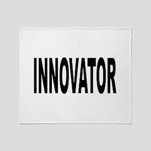 Innovator Throw Blanket
