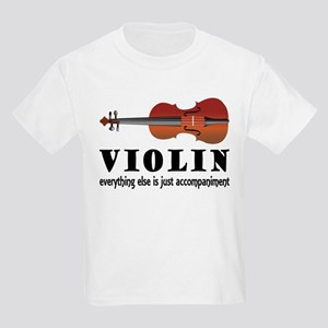 Violin Humor Music Kids Light T-Shirt