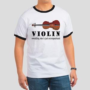 Violin Humor Music Ringer T