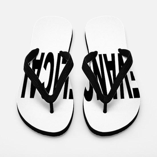 Evangelical Flip Flops