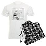 Falawful (no text) Men's Light Pajamas