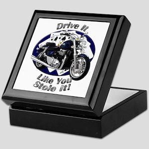 Triumph Thunderbird Keepsake Box