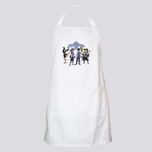 The Musketeers BBQ Apron