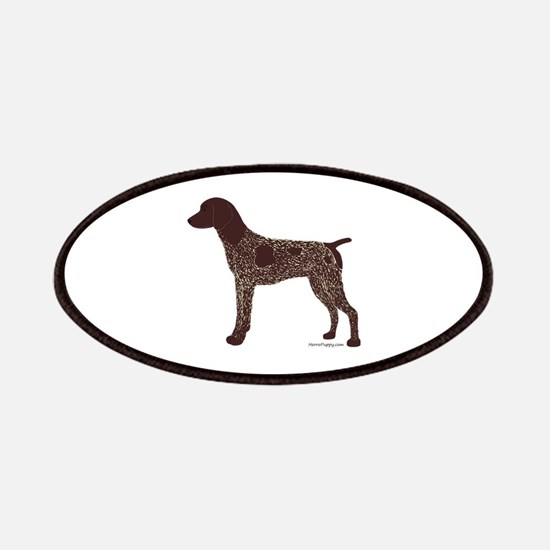 German Shorthaired Pointer Patches