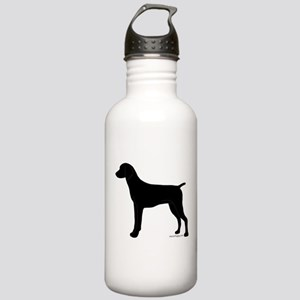 German Shorthaired Pointer Stainless Water Bottle