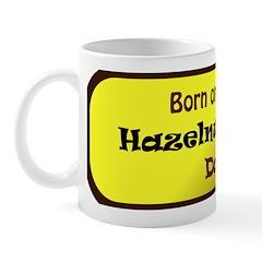 Mug: Hazelnut Cake Day