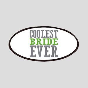 Coolest Bride Patches