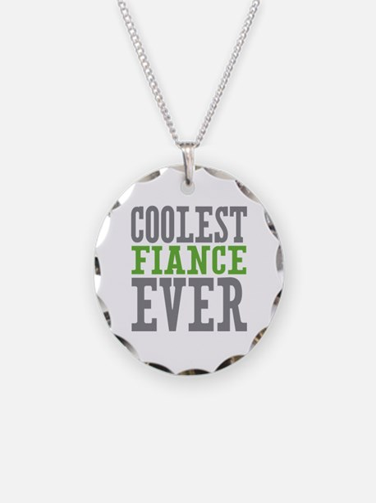 Coolest Fiance Necklace