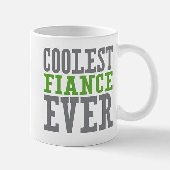 Coolest Fiance Mug