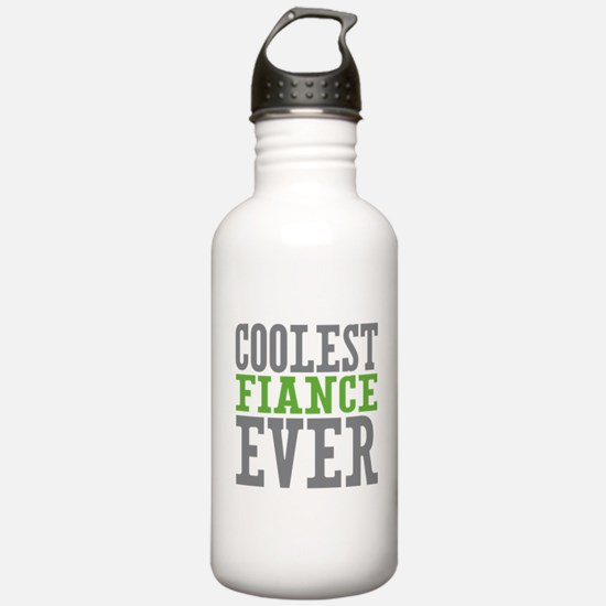 Coolest Fiance Water Bottle