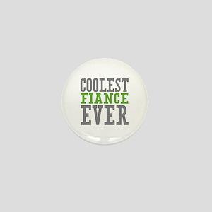 Coolest Fiance Mini Button