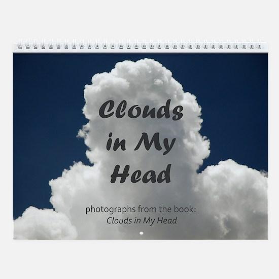 Clouds in My Head Wall Calendar