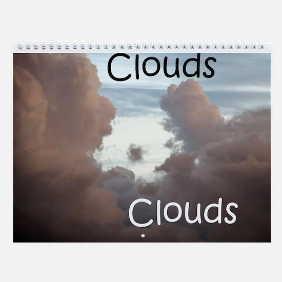 Clouds Clouds Wall Calendar