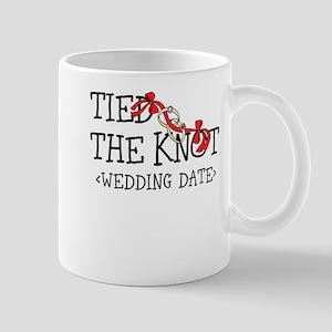 Tied The Knot (Add Wedding Date) Mug