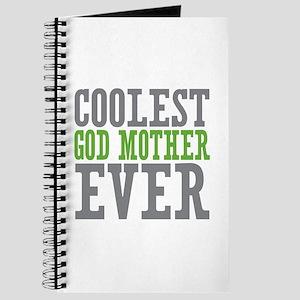 Coolest God Mother Journal