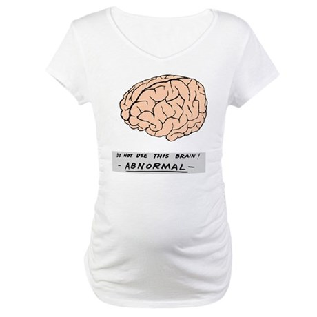 Abby Normal - Maternity T-Shirt