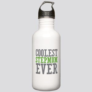 Coolest Stepmom Stainless Water Bottle 1.0L