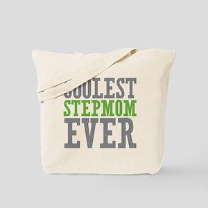 Coolest Stepmom Tote Bag