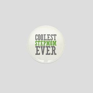 Coolest Stepmom Mini Button