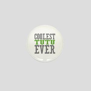 Coolest Tutu Mini Button