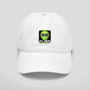 Excited Alien Cap