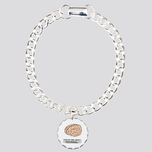 Abby Normal - Charm Bracelet, One Charm