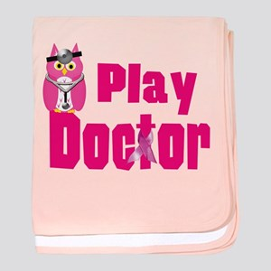 Play Doctor baby blanket