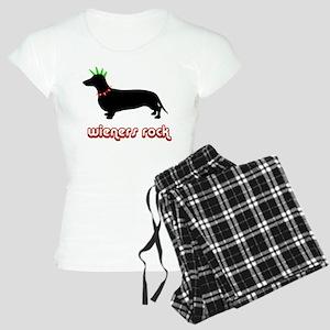 Wieners rock! Women's Light Pajamas