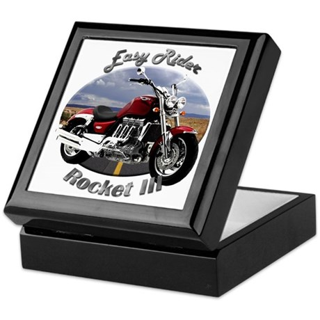 Triumph Rocket III Keepsake Box