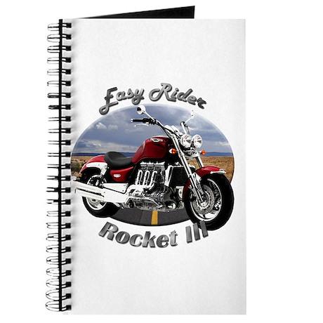 Triumph Rocket III Journal