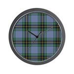 Tartan - Murray of Elibank Wall Clock