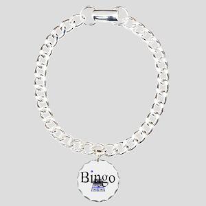 Bingo Charm Bracelet, One Charm